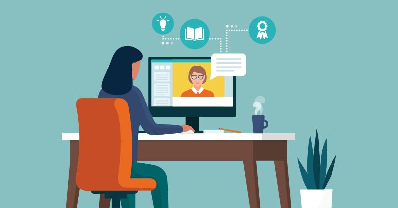 Medarbejder-tager-virtuelt-certificeringskursus