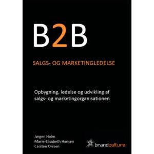 B2B Salgs- og marketingledelse