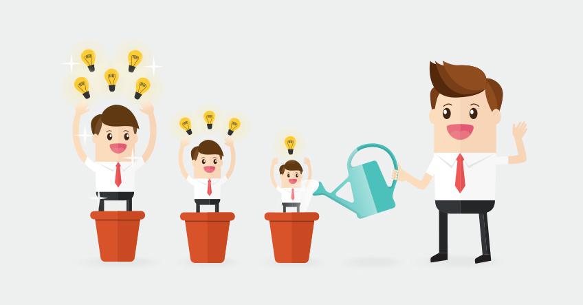 Sæt fokus på medarbejderudvikling